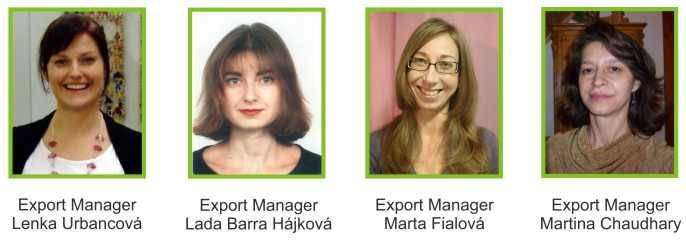export managers - wooden toys