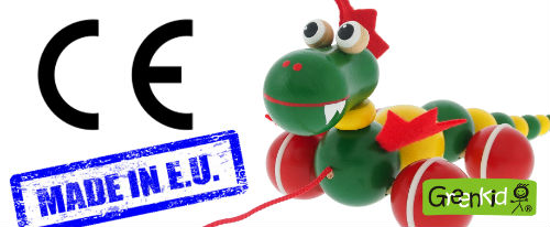 Greenkid brand of quality wooden toys manufactured in EU. Abafactory made in EU.